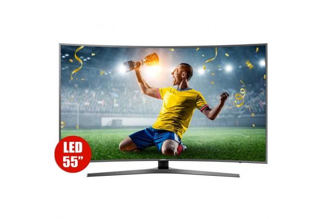 "TV 55"" 138cm SAMSUNG LED 55MU6500 UHD Internet"