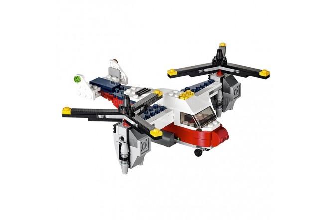 LEGO Creator Aventuras en Bimotor