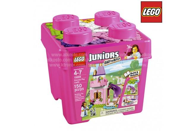 El Castillo de Juegos de la Princesa LEGO
