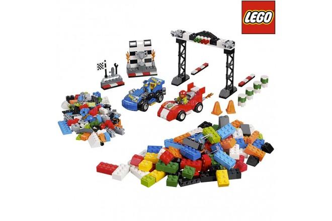 LEGO Juniors La Gran Carrera