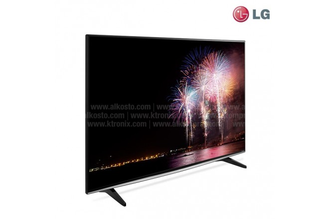 "TV 58"" 149.3 cm LED LG 58UF830T Ultra HD Internet"