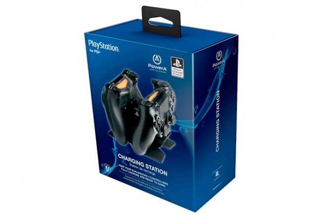 Cargador Dual PowerA PS4-1