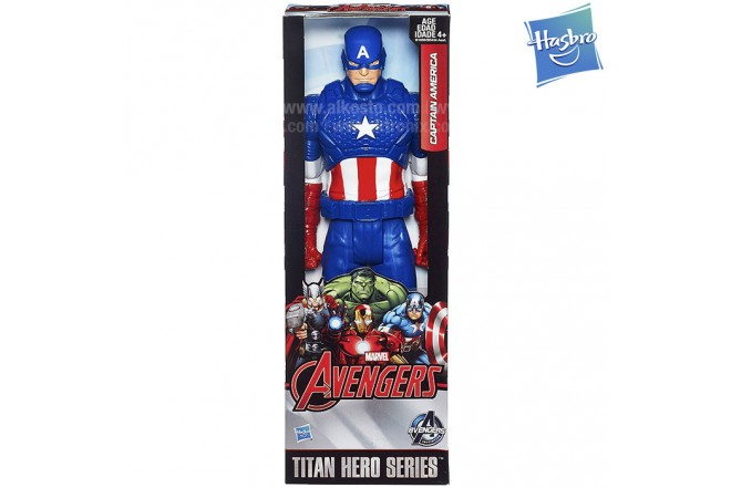AVENGERS Titan Hero Capitan América