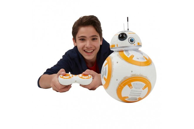 STAR WARS BB8 Control Remoto
