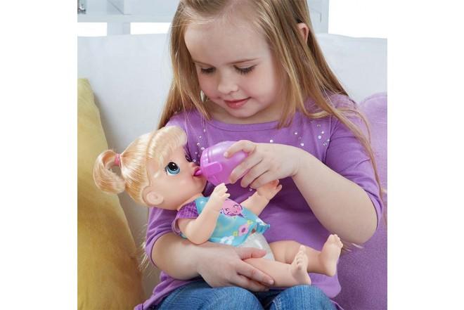 BABY ALIVE Bebe Sorpresa Brillantes