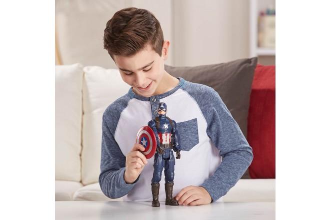 Titan Hero Endgame AVENGERS Capitan America