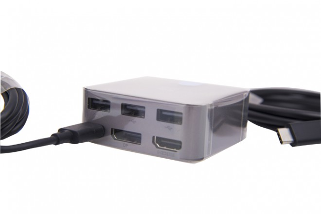 Display Dock MICROSOFT HD-500 Win10