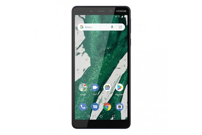 Celular NOKIA 1 Plus 16GB Azul1