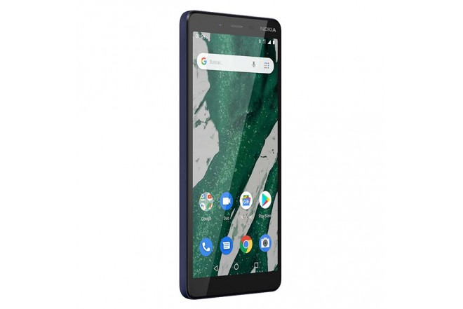 Celular NOKIA 1 Plus 16GB Azul2