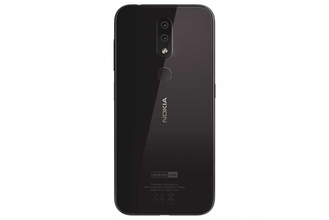 Celular NOKIA 4.2 - 32GB SS Negro4
