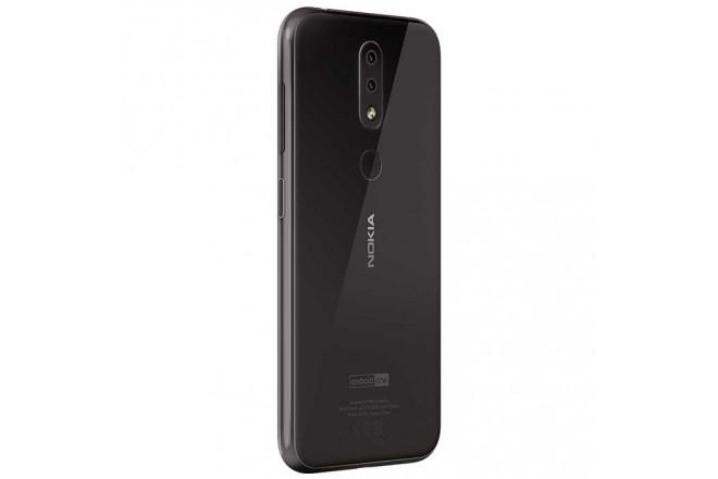 Celular NOKIA 4.2 - 32GB SS Negro5