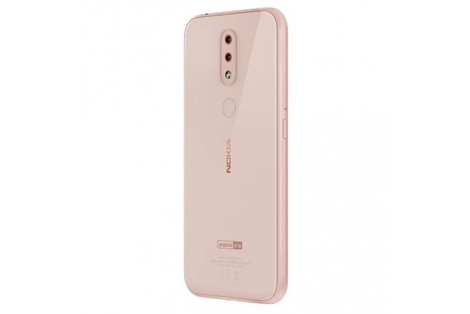 Celular NOKIA 4.2 32GB Rosado5