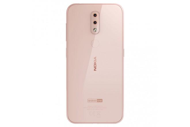 Celular NOKIA 4.2 32GB Rosado4