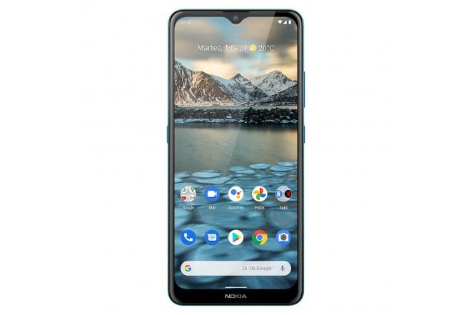 Celular NOKIA 2.4 -64GB Azul-1