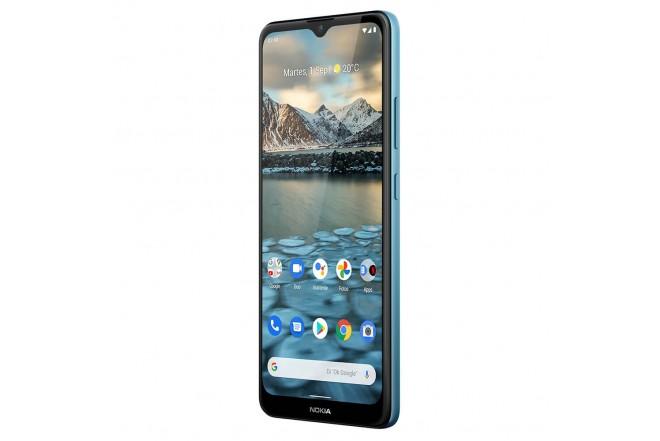 Celular NOKIA 2.4 -64GB Azul-2