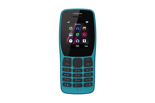 Celular NOKIA 110 - 4MB Azul-1