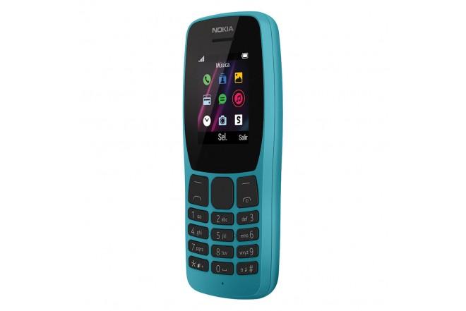 Celular NOKIA 110 - 4MB Azul-2