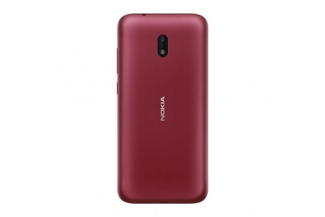 Celular NOKIA C1 Plus 32GB Rojo-2
