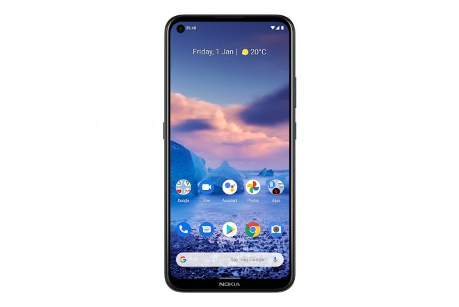 Celular NOKIA 5.4 - 128GB Azul-1