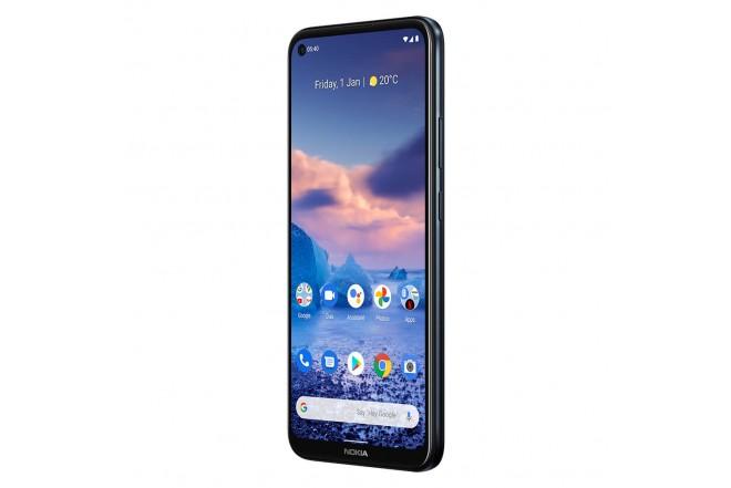 Celular NOKIA 5.4 - 128GB Azul-3