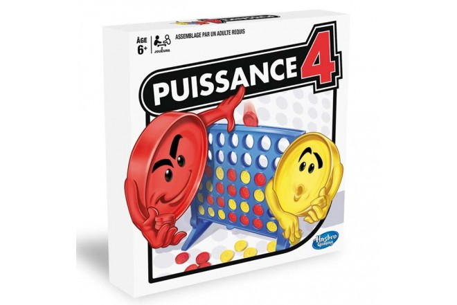HASBRO GAMING Connect 4 Classic Grid