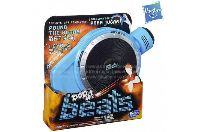 BOP IT Beats DJ Mezclando