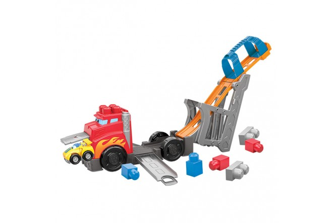 MEGA BLOCKS Camion de Carreras CND68