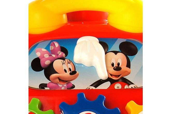 DISNEY Montable de Mickey y amigos con timón verde