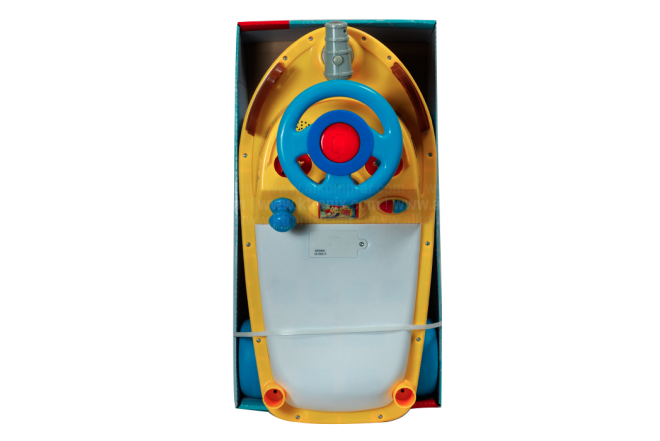 Montable Jake Disney Activity Ship