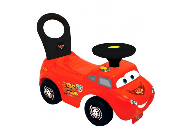 DISNEY CARS Montable Rayo Mcqueen