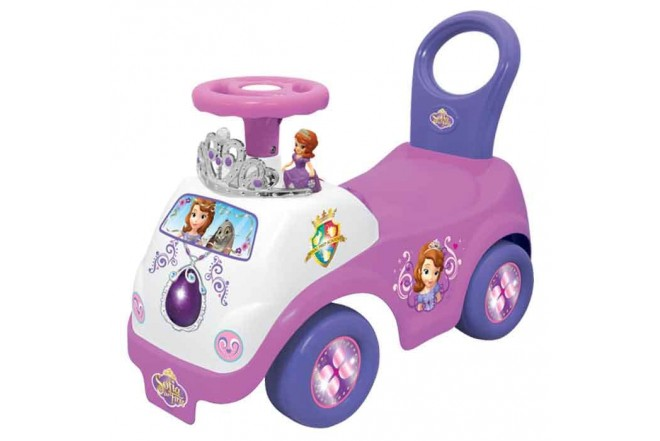 DISNEY Montable Sofia Activity Ride-On