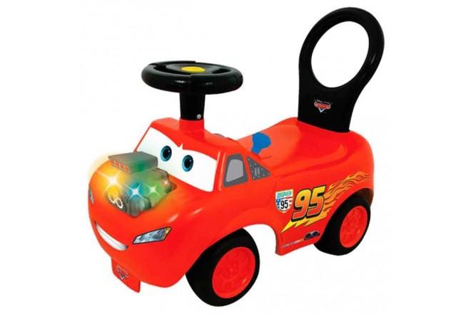 DISNEY CARS Montable con motor luminoso