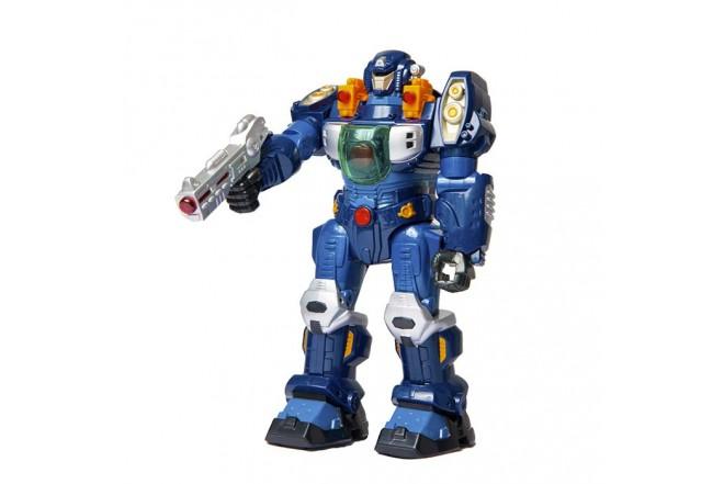Robot motorizado Cybotronix Turbotron M.A.R.S.