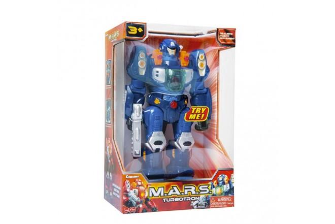 M.A.R.S. Robot motorizado Cybotronix Turbotron