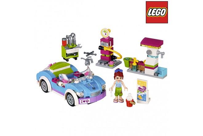 El Deportivo de Mia LEGO