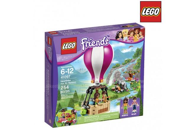 El Globo de Heartlake LEGO