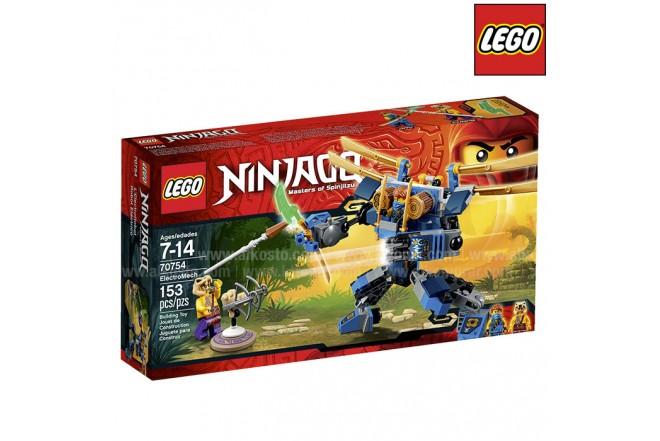 Robot Eléctrico LEGO
