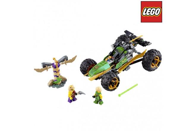 Buggy de la Jungla LEGO