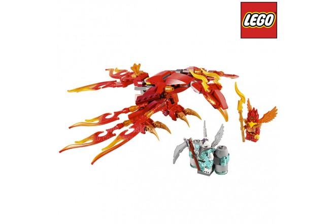 El Fénix Definitivo de Flinx LEGO