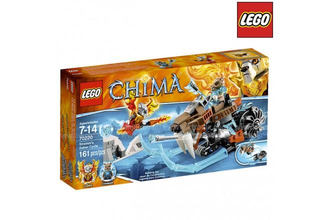 La Moto Sable de Strainor LEGO