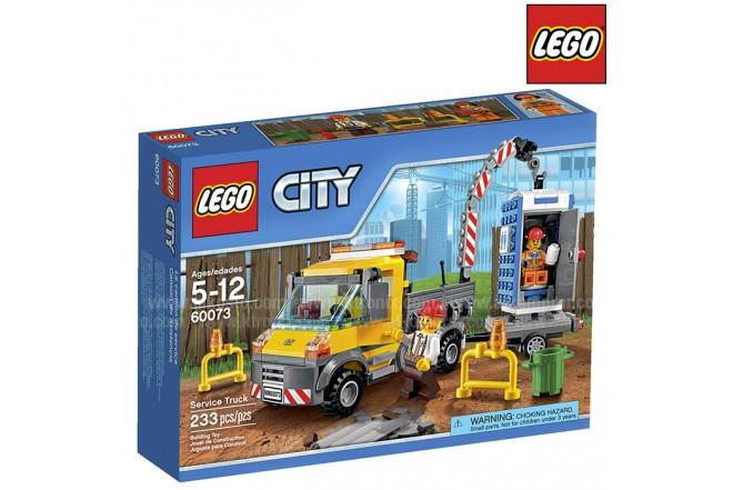 Camión de Asistencia LEGO