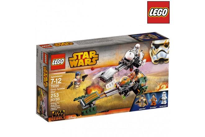 Motojet de Ezra LEGO