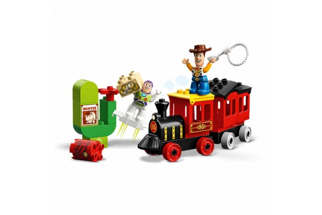 LEGO Duplo El Tren de Toy Story4