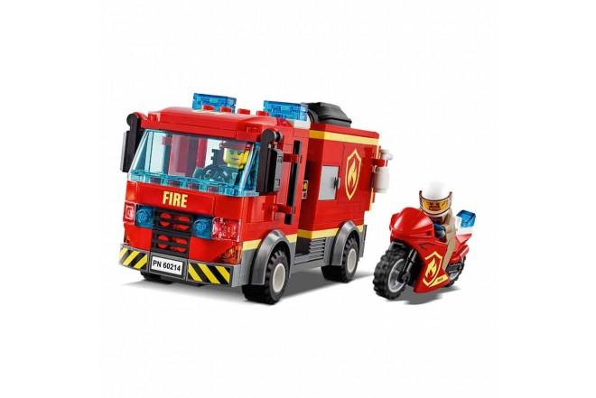 LEGO® City El Rescate del Bar de Hamburguesas3