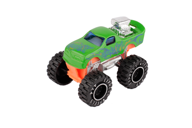 Set Monster Truck (Juguetes)