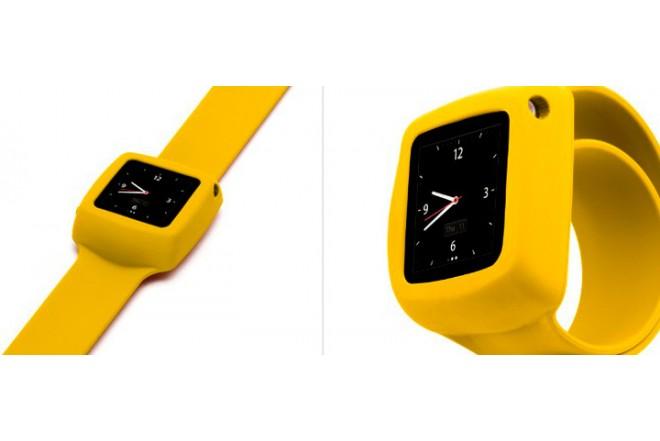 Pulsera  GRIFFIN para iPod Nano6 Amarillo