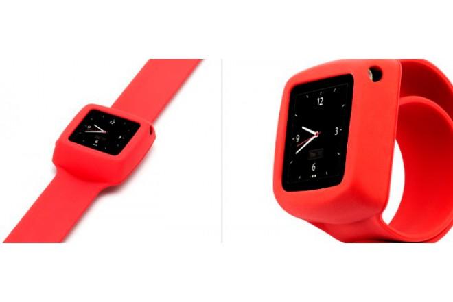 Pulsera  GRIFFIN para iPod Nano6 Rojo