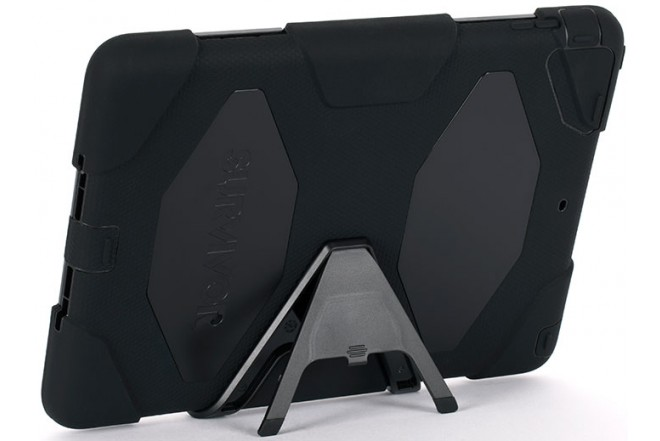 Carcasa Survivor GRIFFIN iPad Air Negra
