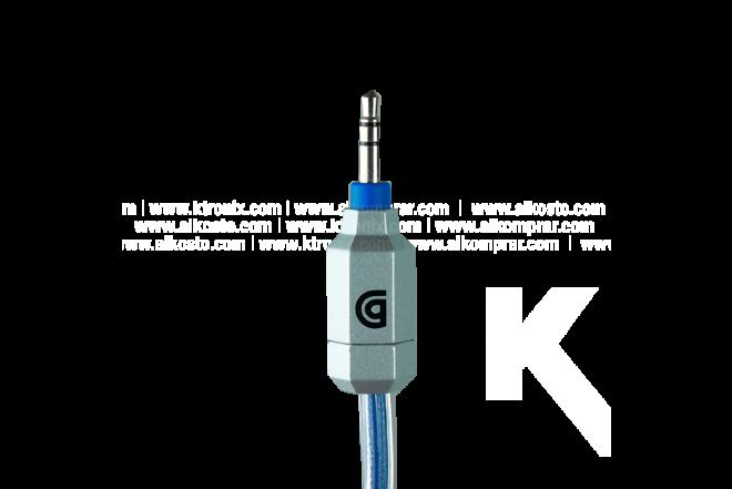 Cable GRIFFIN Uno/Uno 1.2 m Azul