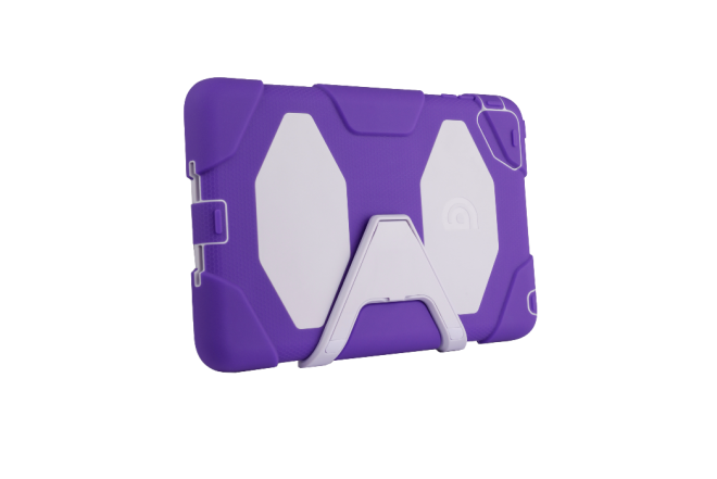 Funda GRIFFIN Survivor iPad Mini Morado (Accesorios)